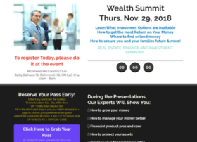wealth-summit.com