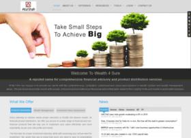 wealth4sure.com