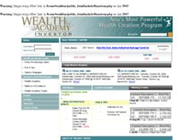 wealthacademyinvestor.com