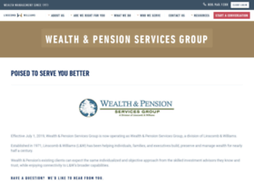 Wealthandpension.com