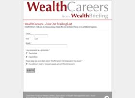 wealthcareers.com