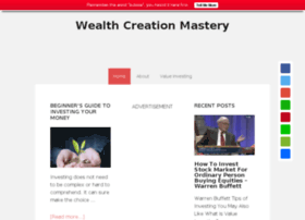 wealthcreationmastery.com