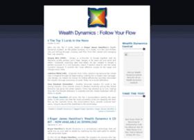 Wealthdynamicsblog.wordpress.com