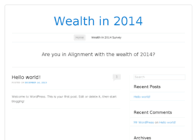 wealthin2014.com