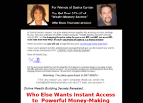 wealthmasterysecrets.com