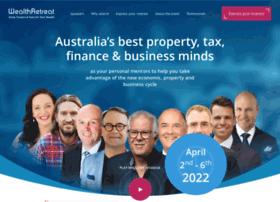 wealthretreat.com.au