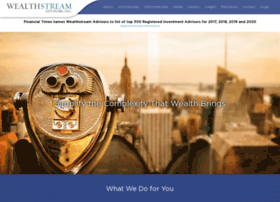 wealthstreamadvisors.com