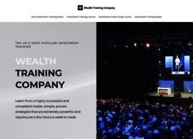 wealthtrainingcompany.com