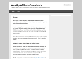 wealthyaffiliatecomplaints.com