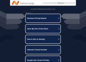 wealthyaffiliaterevolution.com