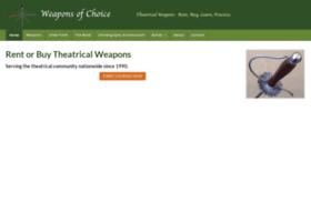 weaponsofchoice.com