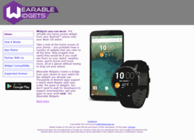 wearablewidgets.com