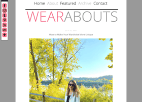 wearaboutsblog.com