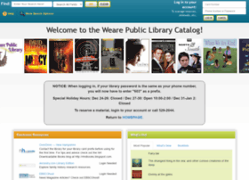 weare.biblionix.com