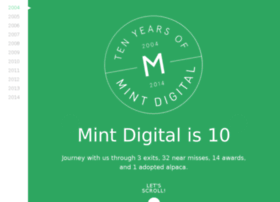 weare10.mintdigital.com