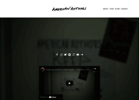weareamericanauthors.com
