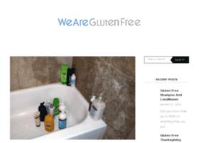 weareglutenfree.com