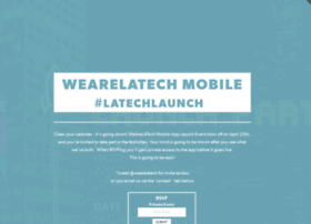 wearelatech.splashthat.com