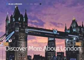 wearelondoners.co.uk