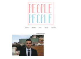 wearepeoplepeople.com