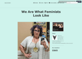 wearewhatfeministslooklike.tumblr.com