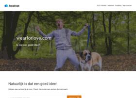 wearforlove.com
