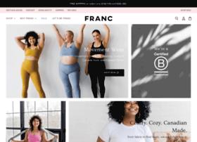 wearfranc.com