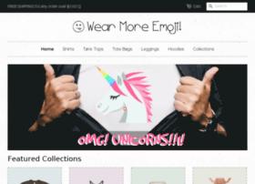 wearmoreemoji.com
