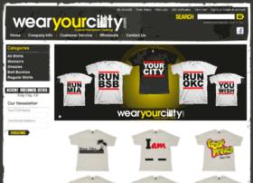 wearyourcity.com