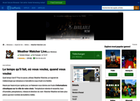 weather-watcher-live.softonic.fr