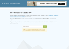 weather.codes