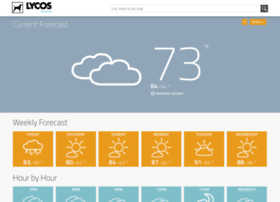 weather.lycos.com