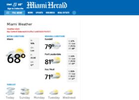 weather.miamiherald.com