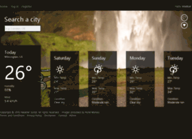 weather.pricop.info