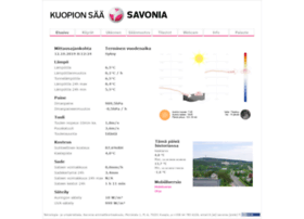 weather.savonia.fi