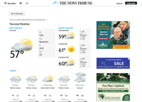 weather.thenewstribune.com