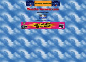 weatheranswer.com
