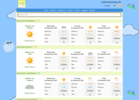 weatheraustralia.info