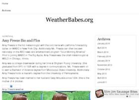 weatherbabes.org