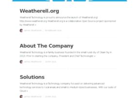 weatherell.com