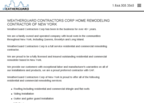 weatherguardcontractors.com