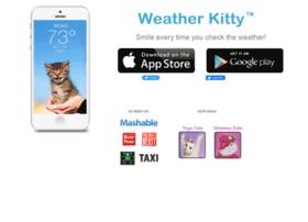 weatherkittyapp.com