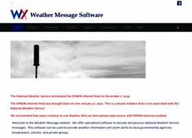 weathermessage.com