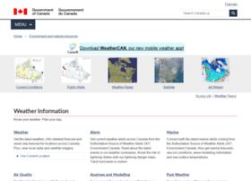 weatheroffice.ec.gc.ca