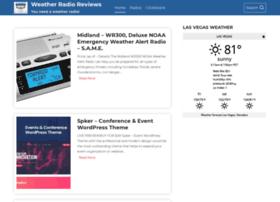 weatherradioreviews.com