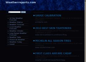 weatherreports.com