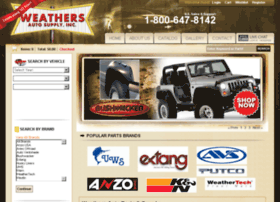 weathersautoparts.com