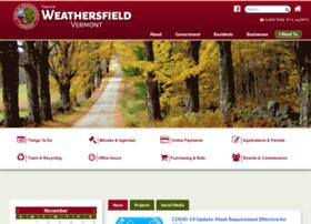 weathersfieldvt.org