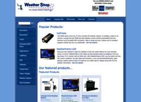 weathershop.com