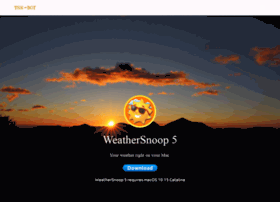 weathersnoop.com